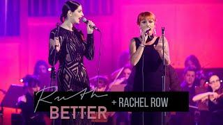 Ruth Koleva & Rachel Row -