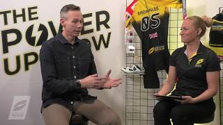 Power Couple Katie & Tommy Zaferes And All Things Triathlon | The Slt Power Up Show S1 • E2