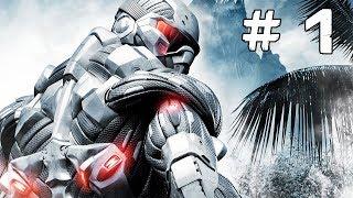 Прохождение игры Crysis ► # 1