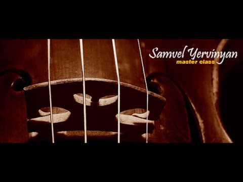 Samvel Yervinyan Armenian Duduk & Violin