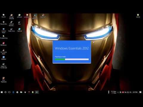 windows live essentials download offline installer