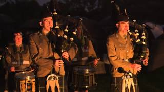 Highland Cathedral (Anzac Day Dawn Service 2015)