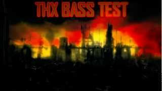 THX Bass Test Song - 3 Types Of Bass