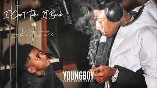 YoungBoy Never Broke Again - I Can't Take It Back [Official Audio]