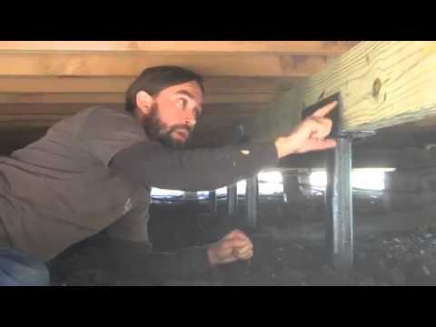 Diy pier and beam house leveling