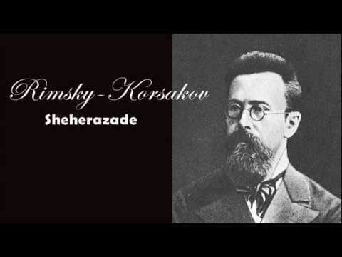 Rimsky-Korsakov : Sheherazade (One Thousand and One Nights -
