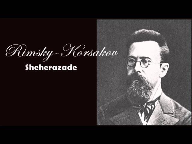 Rimsky-Korsakov: Sheherazade | One Thousand and One Nights
