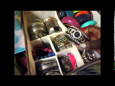 Accessories Storage How I store my accessories