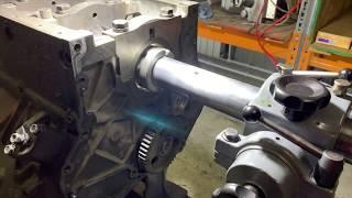 Motor 10.85 hamda crankshaft hamda to'shak Ta'mirlash uchun ehtiyot qismlar l dizel 740.31-240 dan KAMAZ