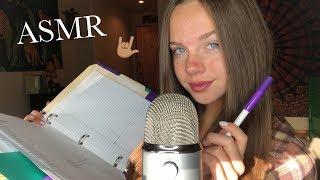 ASMR Teaching You Sign Language pt.2