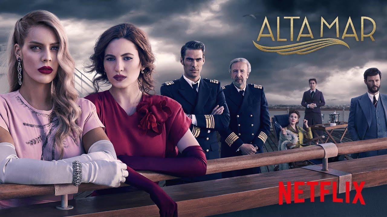Capítulos Alta mar: Todos los episodios - FormulaTV