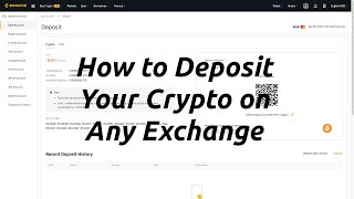 How to Deposit Crypto on ANY Exchange