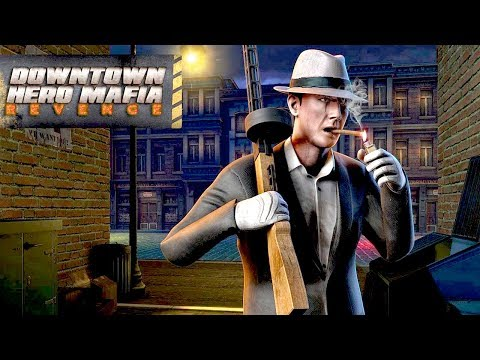 Downtown Hero Mafia Revenge (by Super Megatron Games) Android Gameplay [HD]