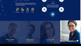Kudou - ICO Landing and CryptoCurrency WordPress Theme ethereum Cryptocurrency Investments