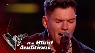 Jamie Performs 'Rise Up': Blind Auditions   The Voice UK 2018