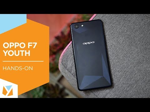 OPPO F7 Youth Hands-on - The F7 Sibling