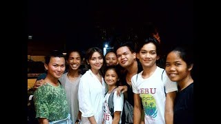 Kathryn Bernardo Proves how much she love her supporters and fans unconditionally.mp4