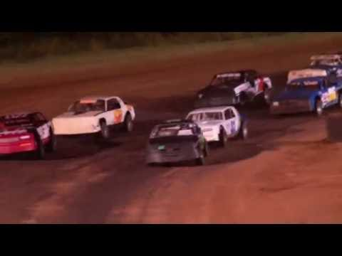 Street Stock Main Event from Ada Sport Park Oklahoma