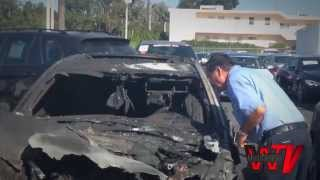Arsonist Arrested After Setting Cars On Fire At Santa Monica BMW Dealership