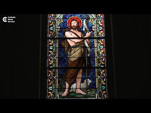 John the Baptist, a man for Advent
