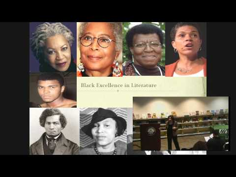 Black Excellence in Literature: A Black History Month Event