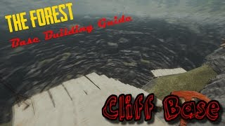 Giant Hole Base Building Guide (The Forest)
