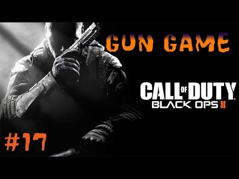 ''LUCKY M8A1 KILL EVER''(Call of Duty: Black Ops 2 gungame #17)