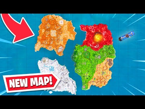 Fortnite's Getting A NEW Map In Season 11!