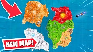 Fortnite's getting a NEW map in Season 11!