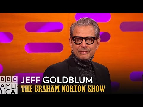 Jeff Goldblum Tells the Epic Tale of Meeting His Contortionist Wife - The Graham Norton Show