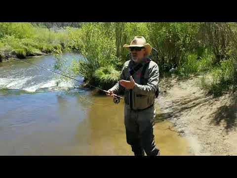 Fly Fishing The South Fork Of The Kern May 21, 2020