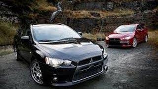 Наши Тесты Mitsubishi Lancer Evolution X (2008)