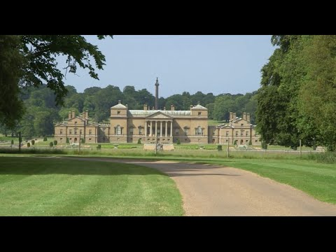 HOLKHAM HALL, Norfolk, England - (Dix Trips - Vol.44)