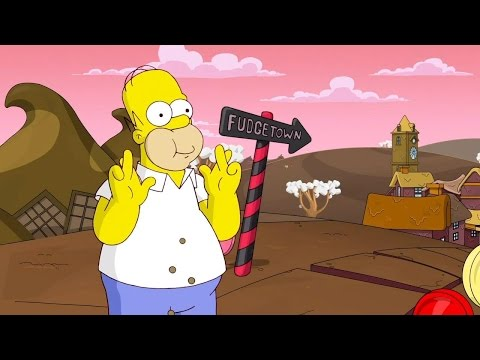 The Simpsons Game Walkthrough part 1 of 5 HD [60 FPS] (PS3 / Xbox 360 Ver)