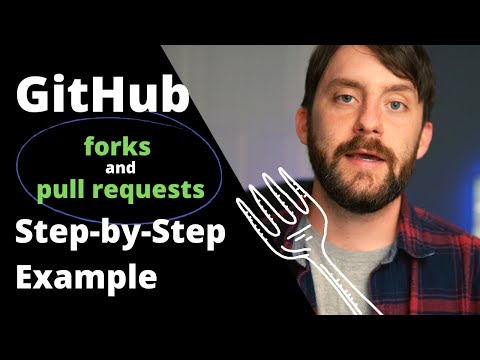 GitHub Forks And Pull Requests   Step By Step
