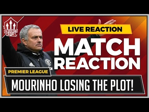 Huddersfield 2-1 Manchester United | Mourinho Madness Costs United!