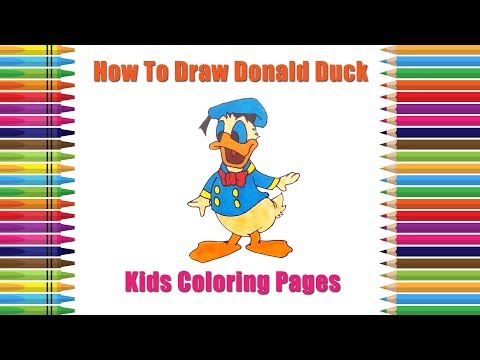 Free Printable donald duck eiffel tower in paris coloring pages ... | 360x480