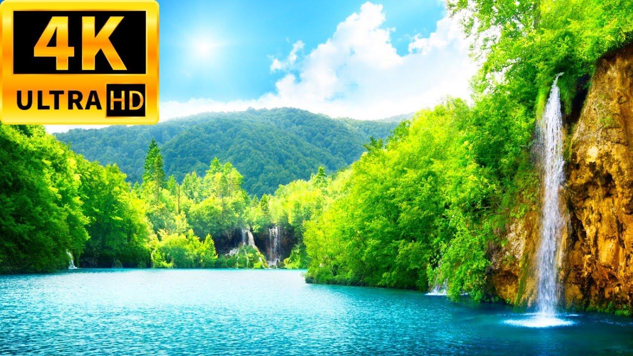 Самые красивые места на земле в формате видео 4к