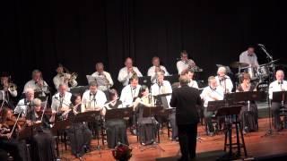 ORQUESTRA PINHEIROS - 23.03.2013 - SELECAO RAY CONNIFF