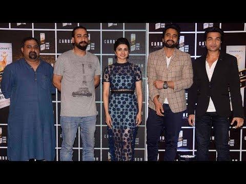 Carbon Short Film - Press conference    Jackky Bhagnani & Prachi Desai