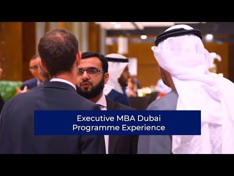 Executive MBA Dubai - Programme Experience | London Business School