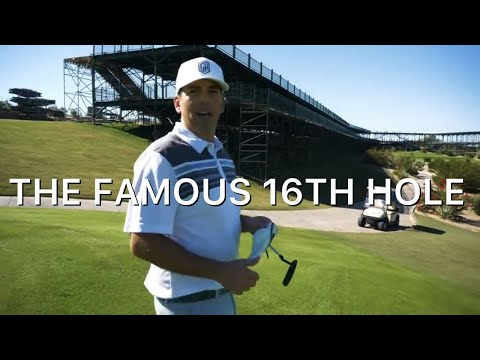 PLAYING THE 16TH HOLE AT TPC SCOTTSDALE! / TPC SCOTTSDALE²