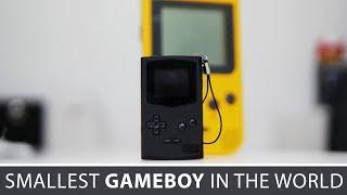 PocketSprite - Der KLEÏNSTE GAMEBOY der Welt?   Techupdate