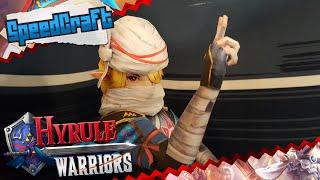Hyrule Warriors Papercraft ~ Sheik ~