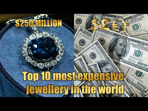 Top 10 Most Expensive Jewelry in the World