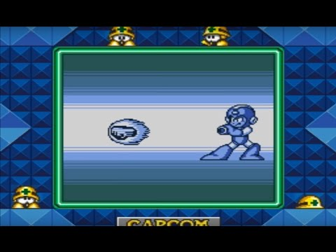 Mega Man V (Super Game Boy) Playthrough - NintendoComplete