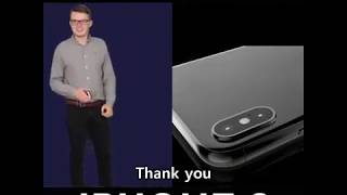 THE BRAND NEW iPhone 8 PRESENTATION