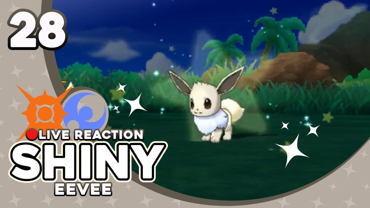 how to get eevee pokemon sun