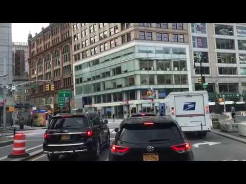 Trucking NYC - Manhattan