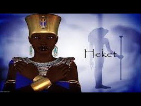 Goddess Heket - YouTube